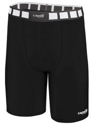 HUB  COMPRESSION SHORTS - - BLACK