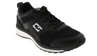 HUNTER SC MEN'S PRO GLIDE RUNNING SHOE --  BLACK