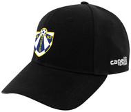 HUNTER SC CS TEAM BASEBALL CAP -- BLACK WHITE