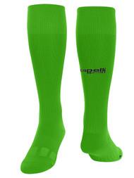 HUNTER SC  CS II Match Socks --  POWER GREEN BLACK