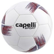 COAST FA CAPELLI SPORT TRIBECA STRIKE PRO ELITE FIFA QUALITY PRO THERMAL BONDED SOCCER BALL-- ROYAL BLUE RED