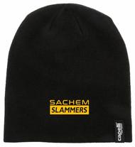 SACHEM SLAMMERS CS II BEANIE BLACK