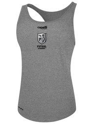 ROCKPORT FUTSAL BASICS RACER BACK TANK LIGHT HEATHER GREY