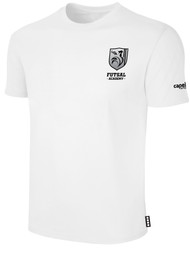 ROCKPORT FUTSAL BASICS SHORT SLEEVE T-SHIRT WHITE