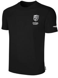 ROCKPORT FUTSAL BASICS SHORT SLEEVE T-SHIRT BLACK