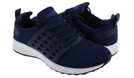 ROCKPORT FUTSAL YOUTH UNISEX NY FLEX SHOE  NAVY ROYAL  BLUE