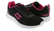 ROCKPORT FUTSAL     GIRL'S CS ONE SHOE  BLACK PINK