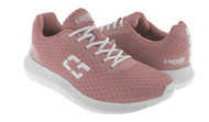 ROCKPORT FUTSAL   GIRL'S CS ONE SHOE  BLUSH WHITE