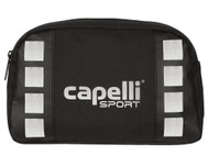 "ROCKPORT FUTSAL 4 CUBE DOPP KIT 11""L x 3.5""W x 6.75""H BLACK/WHITE"