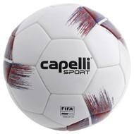 ROCKPORT FUTSAL  TRIBECA STRIKE PRO ELITE, FIFA QUALITY PRO THERMAL BONDED SOCCER BALL ROYAL BLUE RED