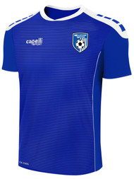 MILLSTONE UNITED CONDOR II JERSEY --  ROYAL BLUE WHITE