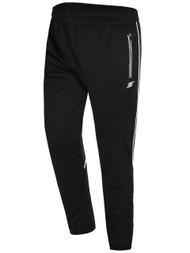 MILLSTONE UNITED ADULT TRAINING PANTS--  BLACK WHITE