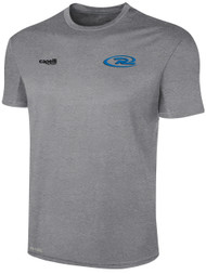 COLORADO RUSH   BASICS TRAINING JERSEY -- LIGHT HEATHER GREY