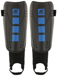 CS FOUR CUBES SHIN GUARD W/STRAP