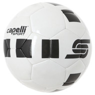 CS FOUR MACHINE STITCHED SOCCER BALL