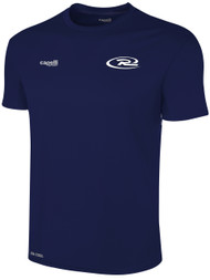 RUSH CONNECTICUT CENTRAL  BASICS TRAINING JERSEY --NAVY