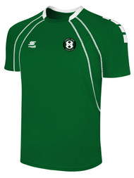 MANDATORY RAVEN SHORT SLEEVE JERSEY $20-$23.5  -- GREEN WHITE