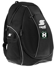 CORNWALL UNITED CS ONE TEAM UTILITY SOCCER BACKPACK -- BLACK COMBO