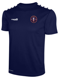 CLERMONT FC CS ONE SHORT SLEEVE MATCH JERSEY NAVY WHITE