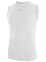 CLERMONT FC SLEEVELESS PERFORMANCE TOP WHITE