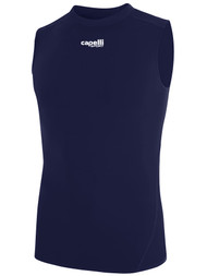 CLERMONT FC SLEEVELESS PERFORMANCE TOP NAVY