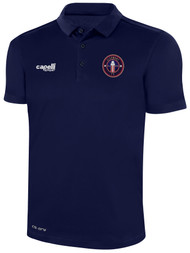 CLERMONT FC CLASSICS POLY POLO NAVY WHITE
