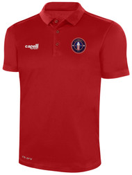 CLERMONT FC CLASSICS POLY POLO RED WHITE