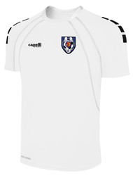 CALDWELL WEST RAVEN JERSEY  --   WHITE