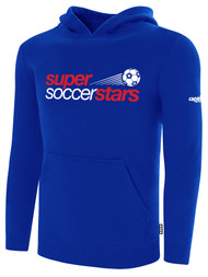 SUPER SOCCER STARS  BLUE  YOUTH HOODIE