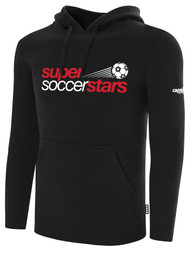 SUPER SOCCER STARS  BLACK HOODIE  (YOUTH $35) -  (ADULT $40)