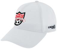 EASTERN PIKE CS II TEAM BASEBALL CAP WHITE BLACK