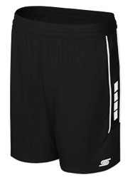 COAST  FA  TRAVEL BLACK SHORTS