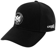 MURRIETA CS II TEAM BASEBALL CAP BLACK WHITE