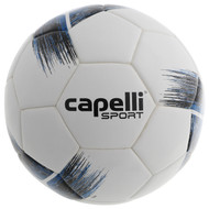 DELMARVA TRIBECA STRIPE PRO, FIFA PRO THERMAL BONDED SOCCER BALL PROMO BLUE BLACK