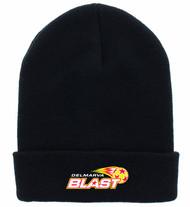 DELMARVA BLAST CS II CUFF BEANIE BLACK