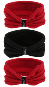 HADDON HEIGHTS SC 3 PACK SEAMLESS TWISTER SET RED BLACK