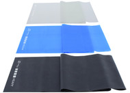 HADDON HEIGHTS SC   3 PACK FLAT RESISTANCE BAND -- MULTI