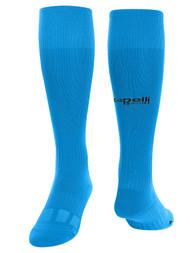 BASIC CS REFEREE SOCKS  REFEREE  BLUE  BLACK - MSRP
