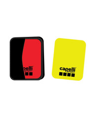 REFEREE          WALLET   WITH CARDS BLACK WHITE - MSRP