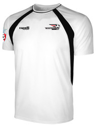 LAKE GARDA RAVEN TRAINING JERSEY --WHITE