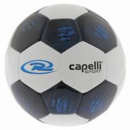 CAJUN RUSH LAFAYETTE MINI BALL ROYAL BLUE WHITE