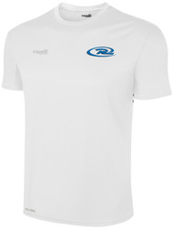 RUSH WISCONSIN WEST  BASICS TRAINING JERSEY -- WHITE