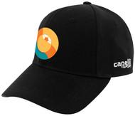 SOCAL CS II TEAM BASEBALL CAP CREST CENTER FRONT  BLACK WHITE