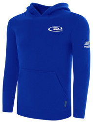 RUSH WISCONSIN WEST BASICS HOODIE -- ROYAL BLUE
