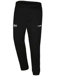 RUSH WISCONSIN WEST   BASICS SWEATPANTS  -- BLACK  --  AS IS ON BACK ORDER, WILL SHIP BY 3/20