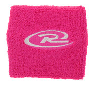 NEW MEXICO RUSH 2 PIECE SET WRISTBANDS PINK WHITE