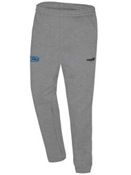 NEW MEXICO RUSH BASICS SWEATPANTS  --LIGHT HEATHER GREY
