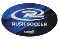 SOUTHERN MARYLAND RUSH BUMPER MAGNET BLUE COMBO