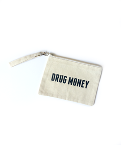 Drug Money Zip Pouch