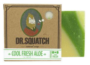 Cool Fresh Aloe Soap